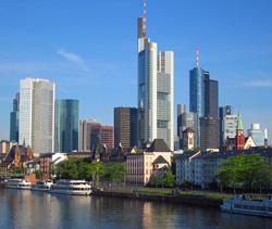 Франкфурт - европейский финансовый центр